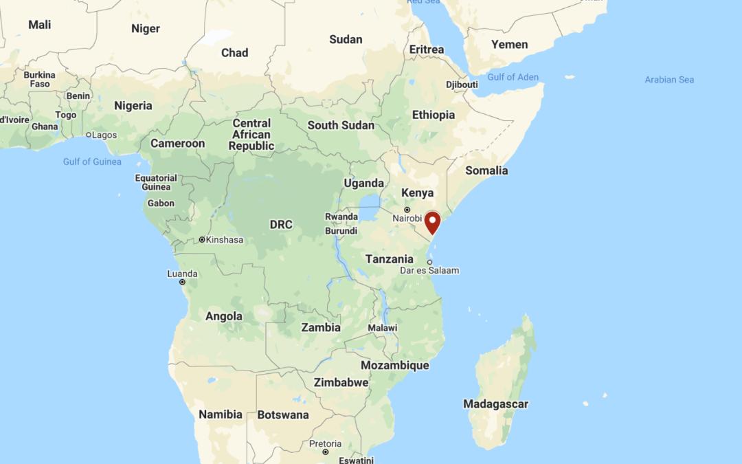 Project Map Spotlight: Tackling Gender-Based Violence Through Women's Sports in Kenya