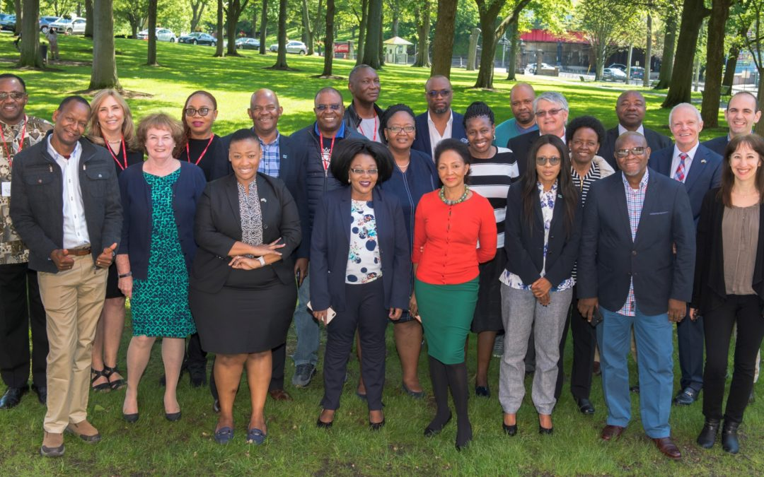 Rutgers Welcomes Botswana Delegation for Next Phase of Mahube Partnership