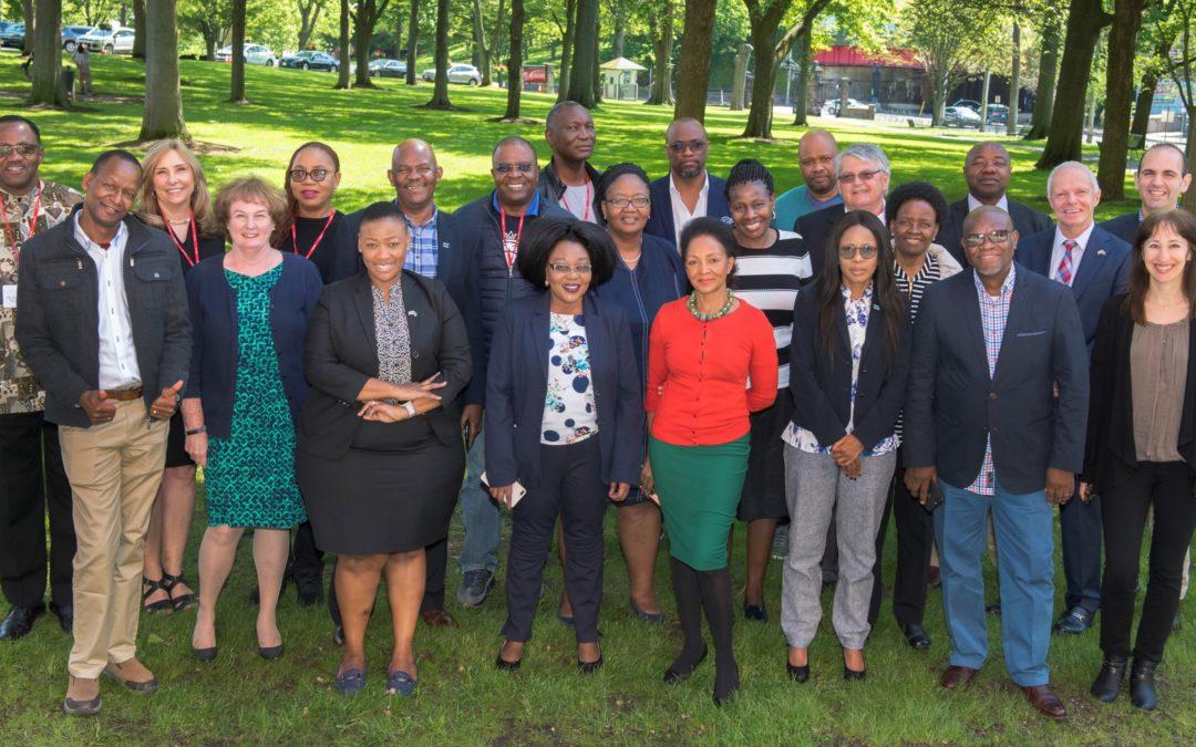 Rutgers Welcomes Botswana Delegation for Next Phase of Mahube Partnership