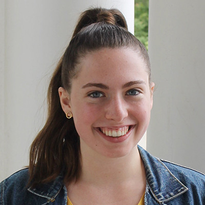Brooke Margolin, Co-Chair of Student Organization Collaboration