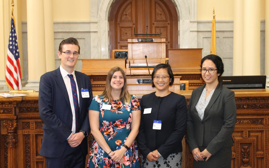 State Benefits From Scientists With Rutgers' Eagleton Science and Politics Fellowship