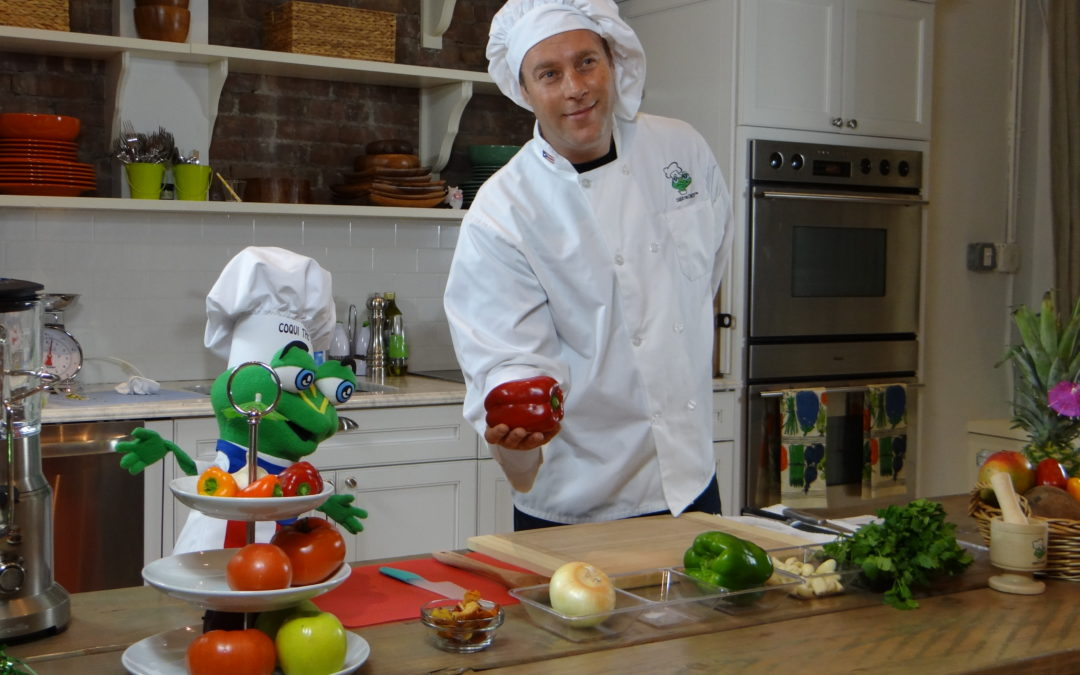 Promoting Healthy Eating to Urban Kids With Help From Coqui the Chef