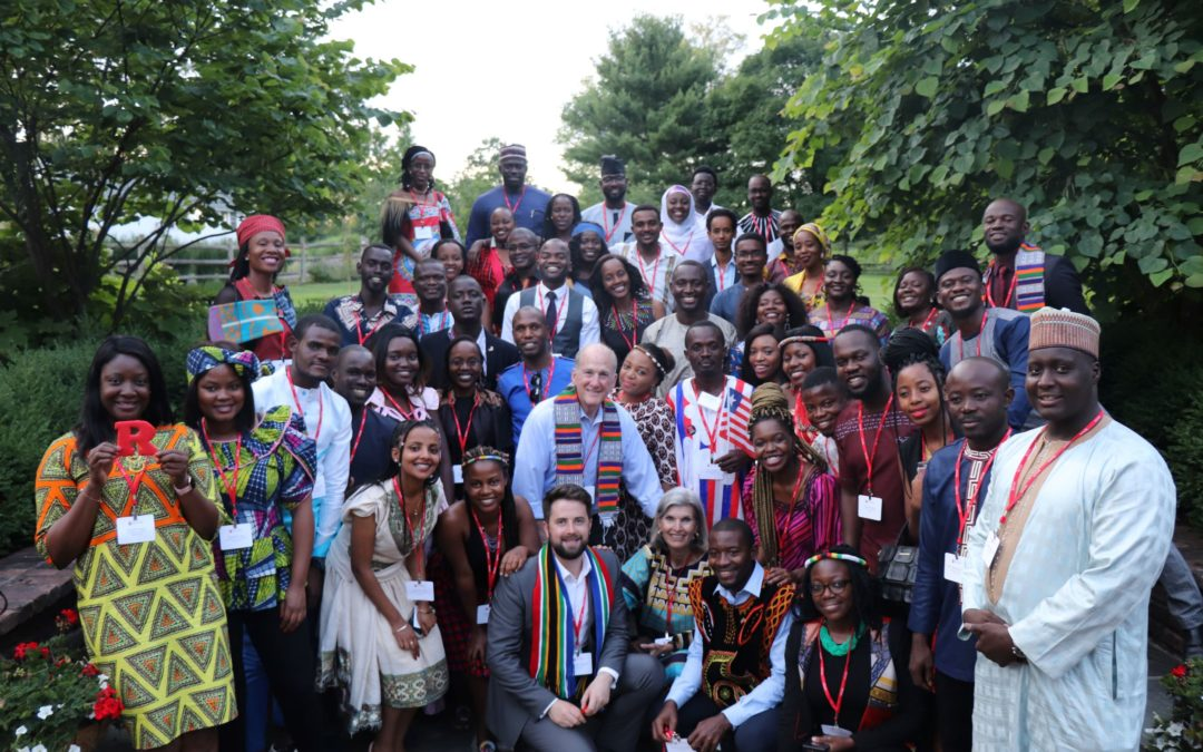 Marlink to Mandela Fellows: Big Changes Needed to End AIDS Epidemic