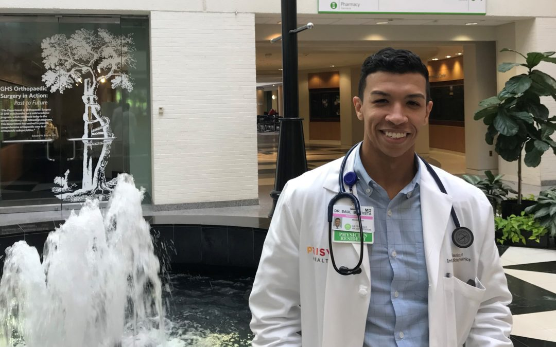 Rutgers Grad Inspired to Pursue Medical Career after Witnessing the Carnage of War Named Tillman Scholar