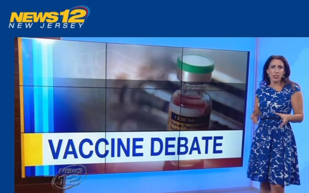 TV Interview: Rutgers Experts Discuss Vaccines on News 12
