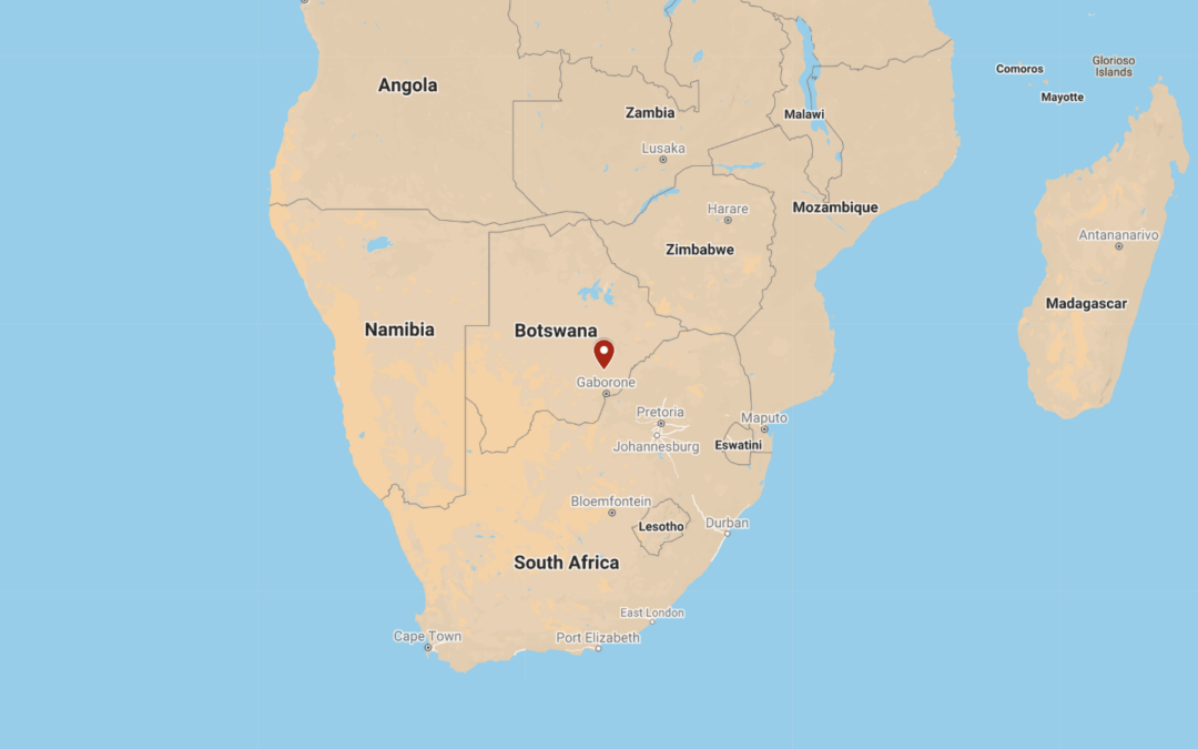 Project Map Spotlight: Advanced Stage Breast Cancer in Botswana