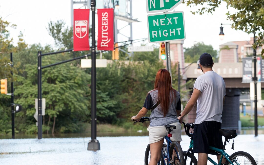 Rutgers Leads Effort to Tackle Coastal Climate Crisis Through $20M National Science Foundation Grant